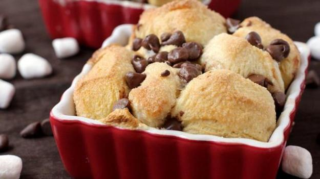 S'mores Monkey Bread
