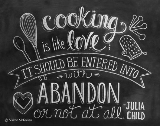 cooking quotes food and everything else
