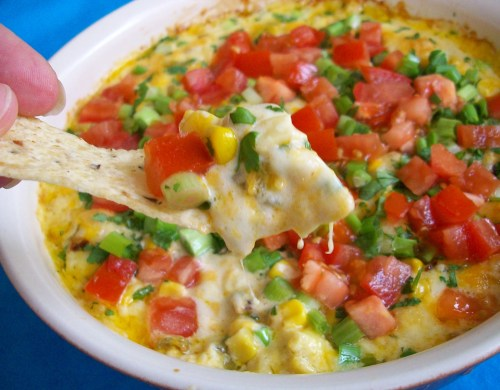 Hot Corn Dip | Food and Everything Else