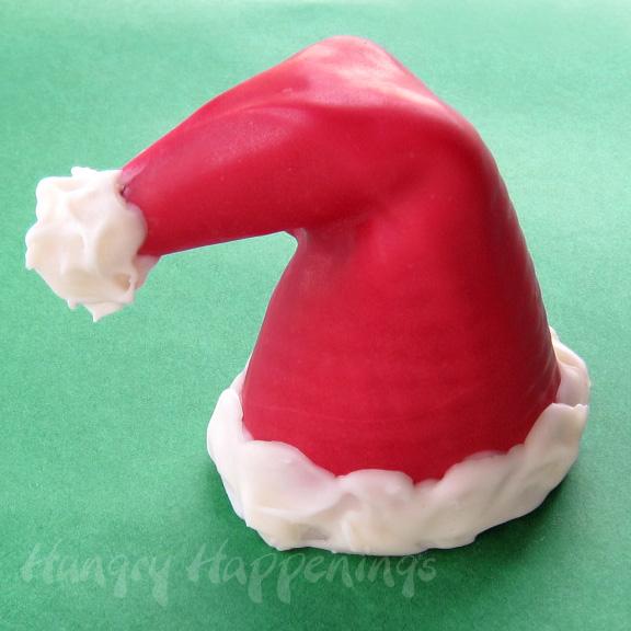 Sweet cone santa hats