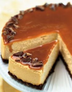 Toffee-Crunch-Caramel-Cheesecake