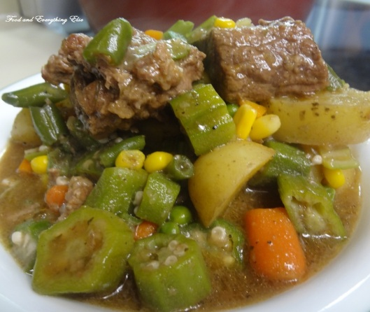 Beef Stew Food and Everything Else