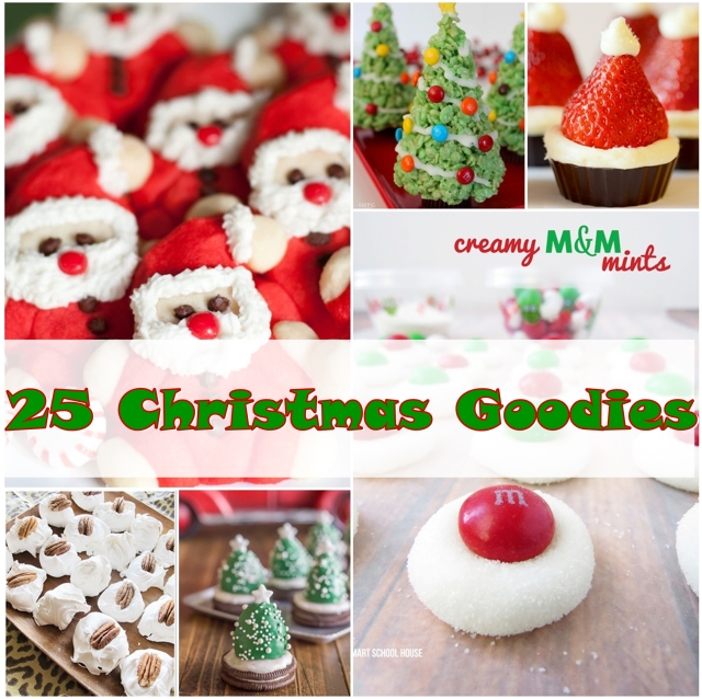 25+ Christmas Goodies
