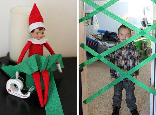 25 Elf on the Shelf Ideas