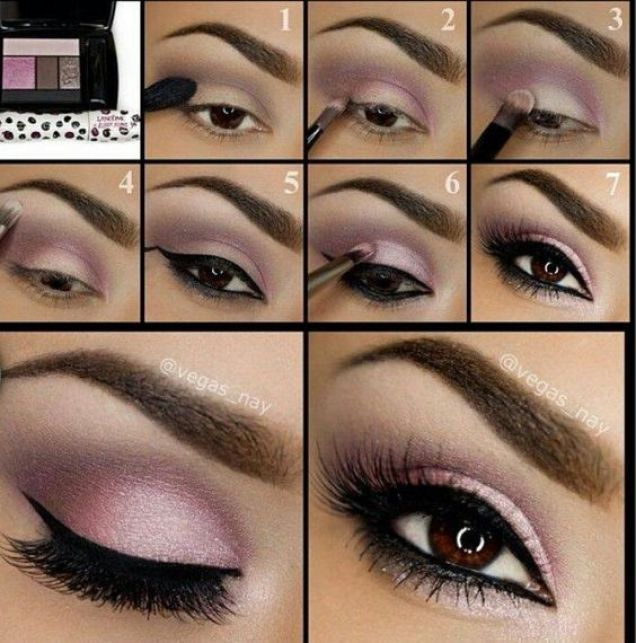 Makeup Eyeshadow Ideas~Beautiful!