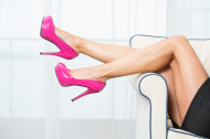stock-photo-26548985-woman-s-legs-in-pink-platform-high-heels